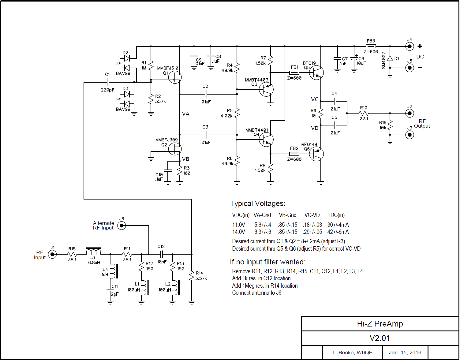 active_monopole_amplifier Ham Radio Preamp Schematic Diagram on ham radio circuits, ham radios for beginners, ham radio block diagram, ham receiver schematic,