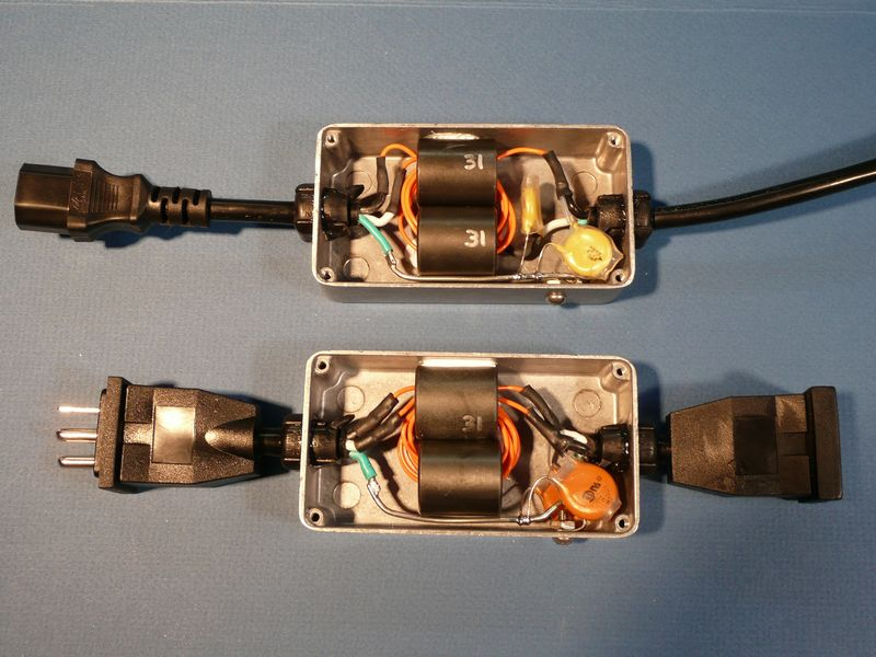 thesis on rf interference filter Re: rf interference from ham radio is there any filter i can install at the direct tv hd receiver i can only tell you a story about visiting my grandfather in the 80's.